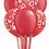 Thumbnail: 10 x 11 Inch Balloon Bouquet
