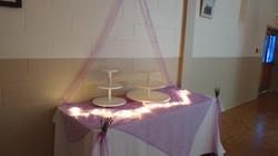 Light Purple Reception