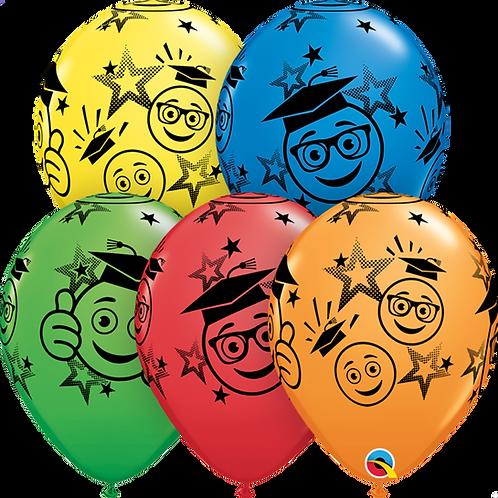 Graduation Emojis ~ 11 Inch