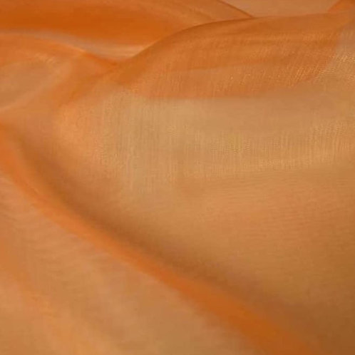 Chair Sash ~ Orange Organza