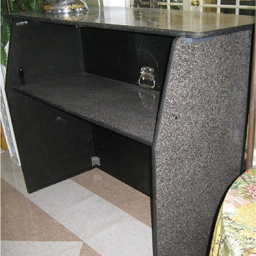 Charcoal Portable Bar
