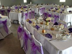 Lavender & Purple Wedding - North End Rec