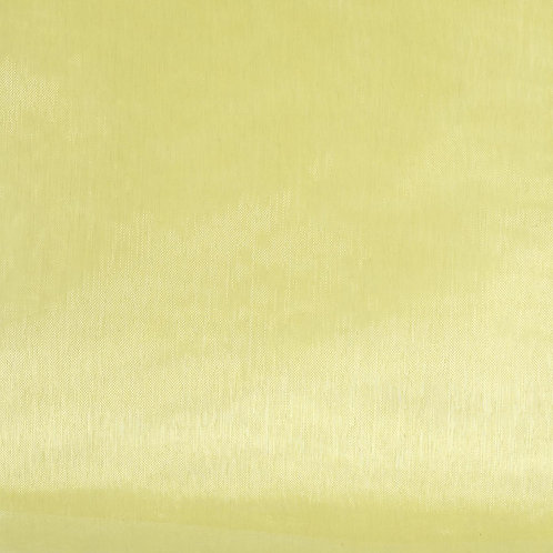 Chair Sash ~ Yellow Organza