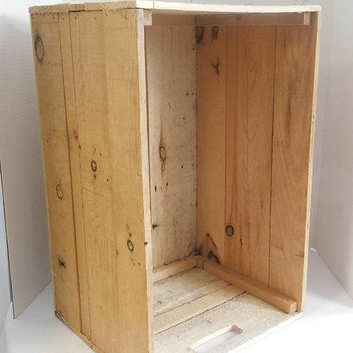 XL Wood Crate