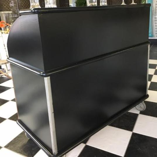 Chalkboard Portable Bar