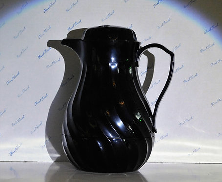 Black Thermal Pitcher