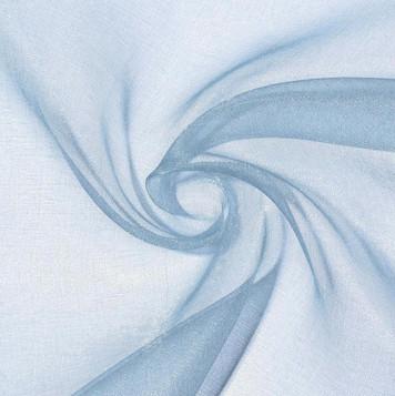 Swag ~ Dusty Blue Chiffon