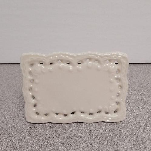 Ceramic Place Card