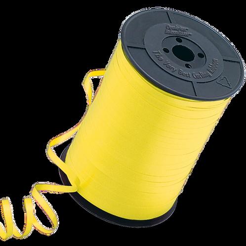 Yellow Balloon Ribbon