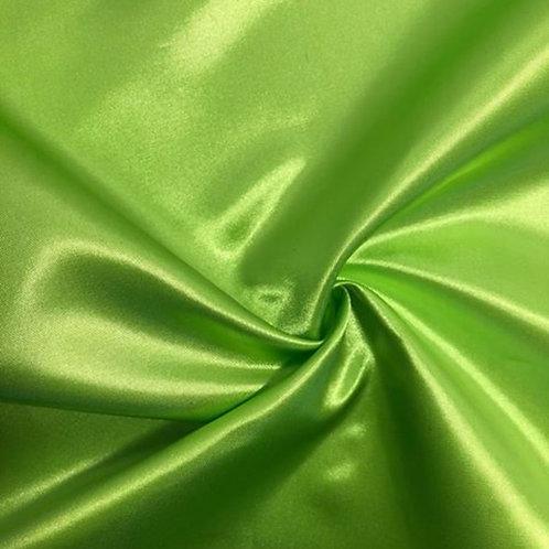 Chair Sash ~ Lime Green Satin