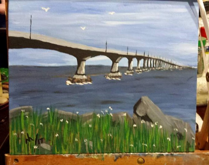 bridge from NB to PEI