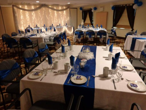 Royal Blue Event
