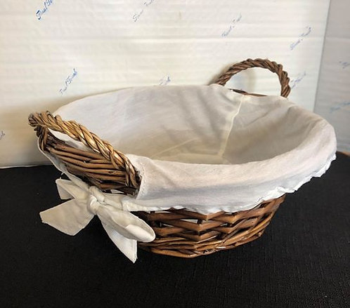 Bread Basket w/Handles