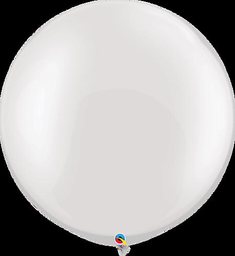 White ~ 30 Inch