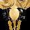 Thumbnail: 4x11in + 2xNumber Balloon Bouquet