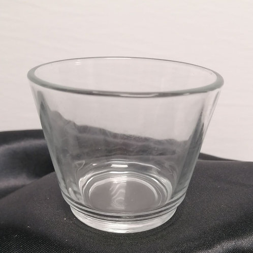 Clear ~ Large Round