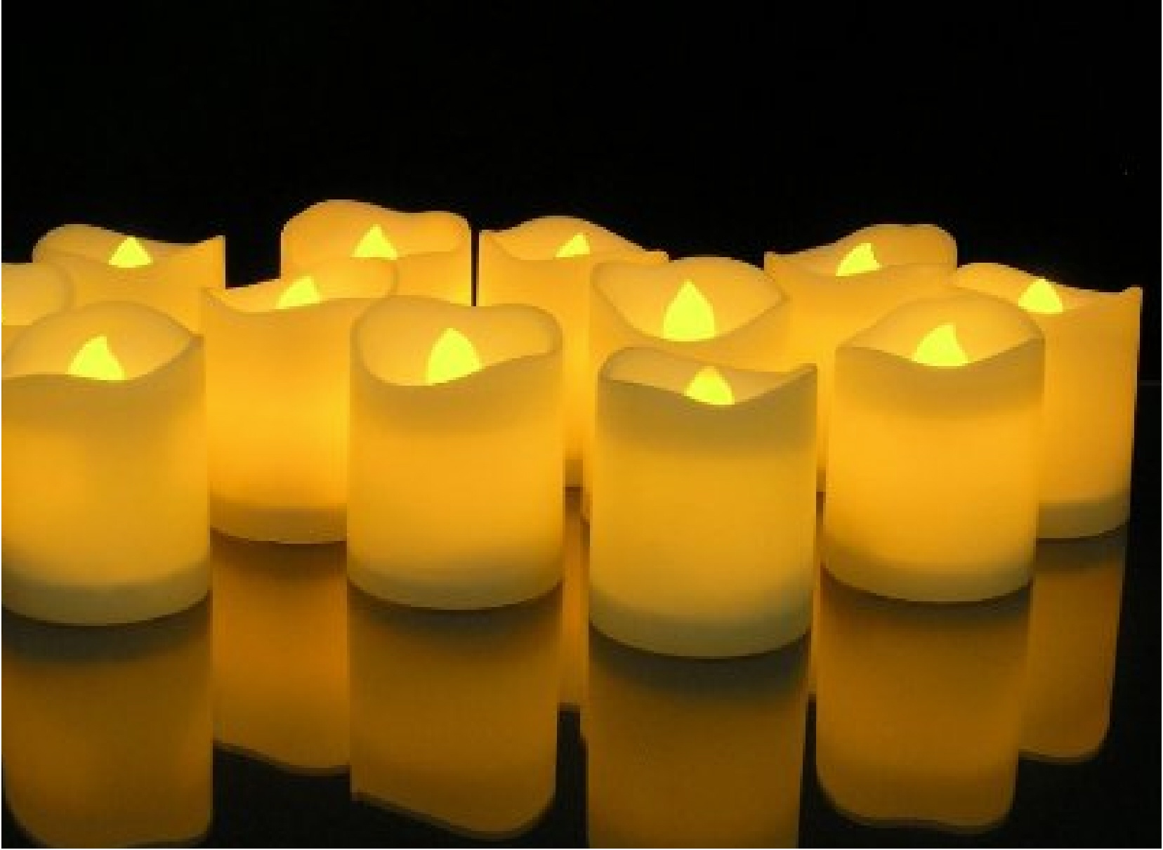 Battery Operated Votive Candles