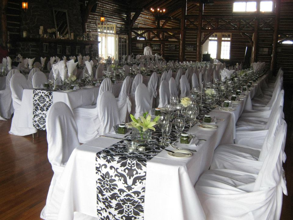 Black & White Reception