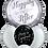 Thumbnail: 6x11in + 1xLarge Balloon Bouquet