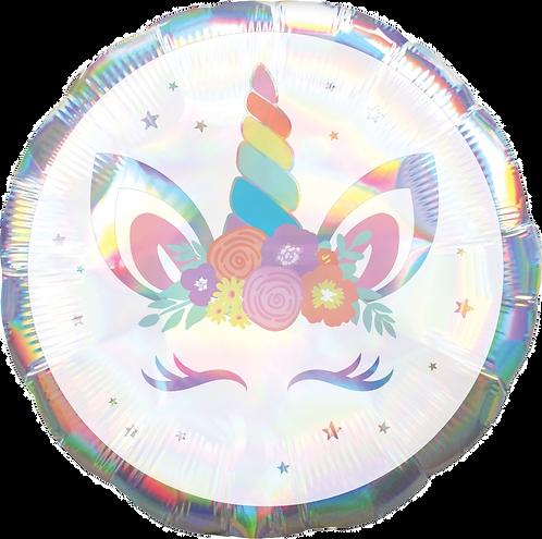 Unicorn Party ~ 18 Inch