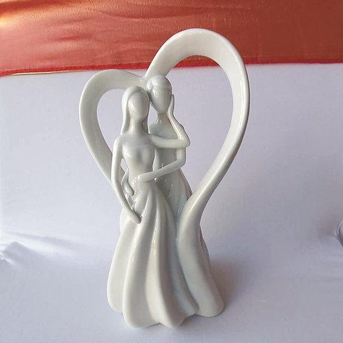 Brides Heart