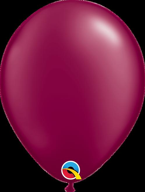 Burgundy ~ 11 Inch