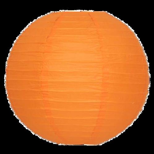 """16"""" - Paper Chinese Lantern - Orange"""