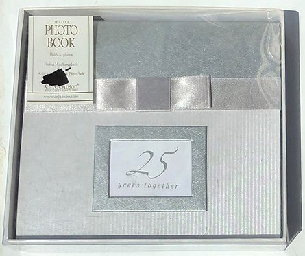 25th Anniversary Photo Album