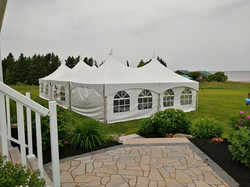 30'x60' Tent - Outside