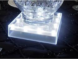 White LED Base Light