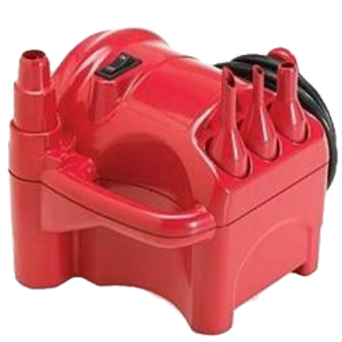 Red Balloon Air Inflator