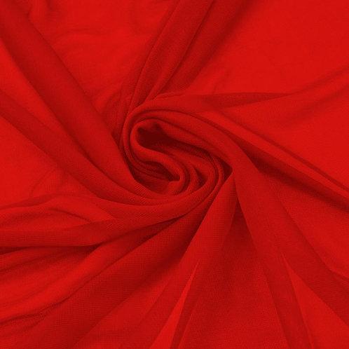 Swag ~ Red Chiffon