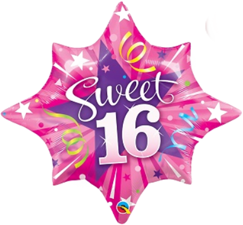 """Sweet 16"" ~ 25 Inch"