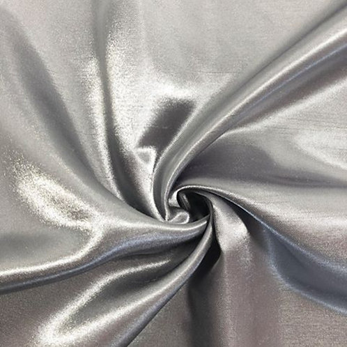 Chair Sash ~ Silver Satin