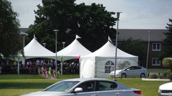 Glen Haven Tea Party Setup <3