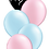 Thumbnail: 5 x 16 Inch Balloon Bouquet