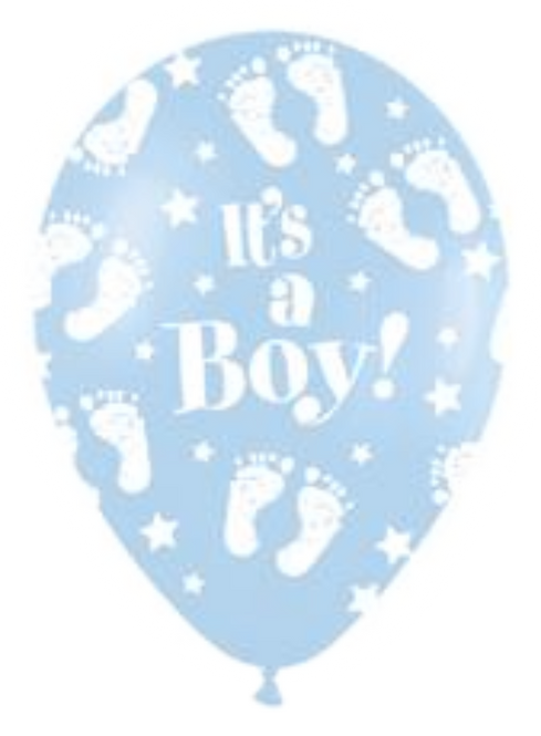 """""""It's A Boy"""" ~ 11 Inch"""