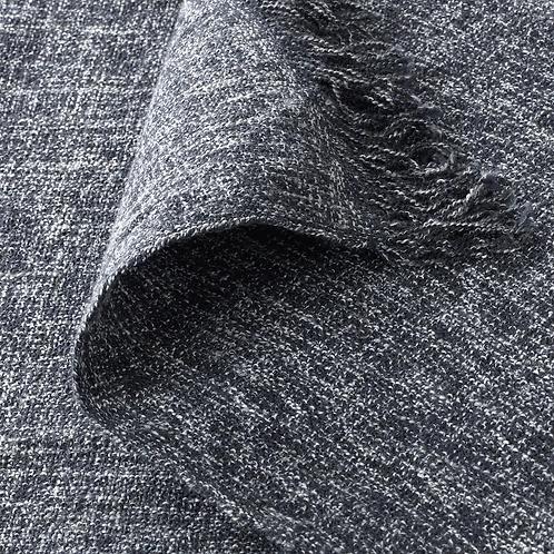Charcoal ~ Throw Blanket