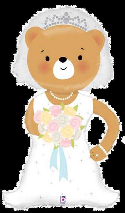 Bear Bride ~ 43 Inch