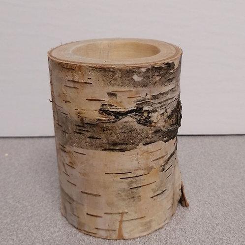 Birch Wood ~ Tealight