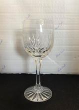 """6oz """"Crystal"""" Wine"""