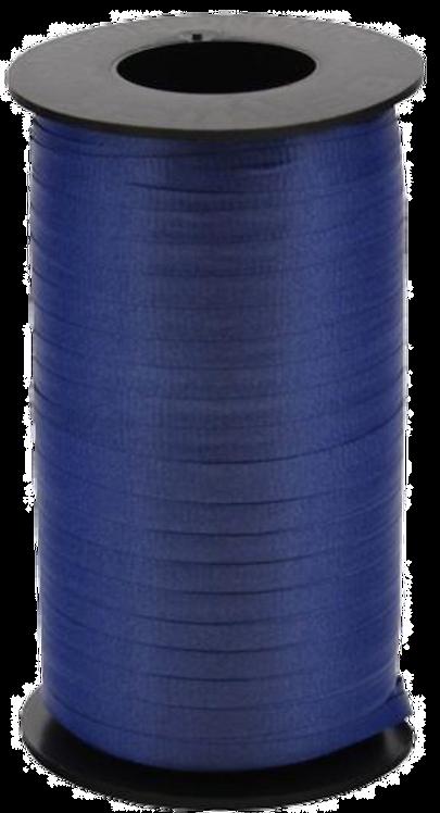 Navy Balloon Ribbon