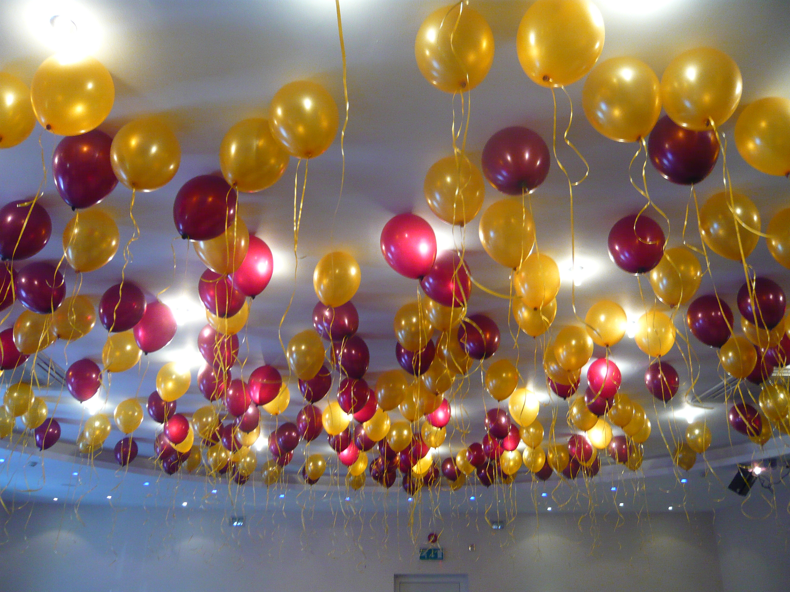 Balloon-Ceiling
