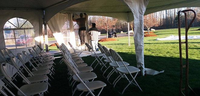 Ceremony Setup Only
