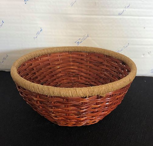 Dark Brown Bread Basket