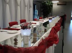 Red Winter Reception