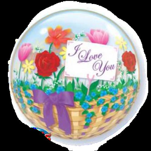 """""""ILY"""" Rose Garden ~ 22 Inch"""