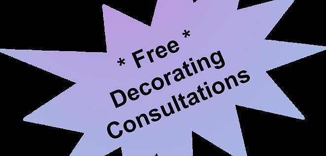 Full Event Decorating & Coordinating Service