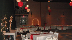 Red & Silver Reception