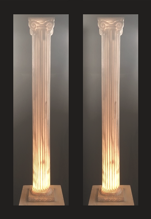 Corinthian (Empire) Columns